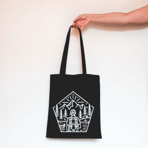 Expeditie Aardbol Tote Bag